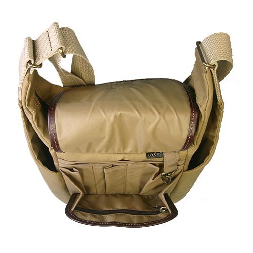 oxtos(オクトス) 帆布ショルダーバッグ HPS-8600【受注生産/納期2〜3週間】