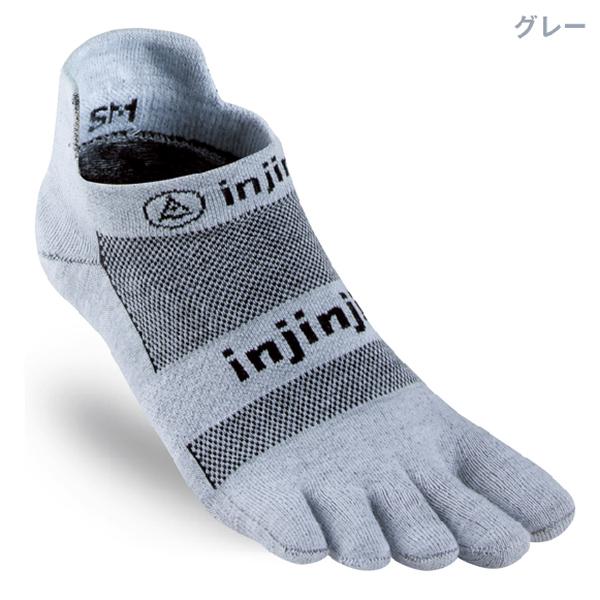 injinji(インジンジ) ラン ライトウェイトノーショウ 201110