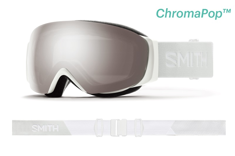 【30%OFF】SMITH(スミス) I/O MAG S  White Vapor