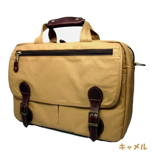 oxtos(オクトス) 帆布ショルダーバッグ HPS-8500 (A4)【受注生産/納期2〜3週間】