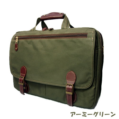 oxtos(オクトス) 帆布ショルダーバッグ HPS-9800(B4)【受注生産/納期2〜3週間】