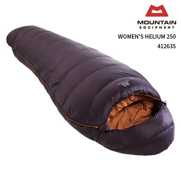 【20%OFF】MOUNTAIN EQUIPMENT(マウンテンイクイップメント) WOMEN'S HELIUM 250 412635