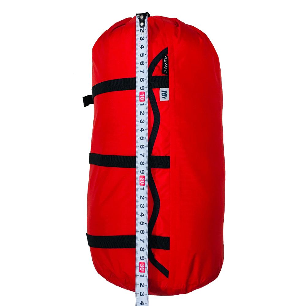 oxtos(オクトス) NEW透湿防水コンプレッションバッグ 10L