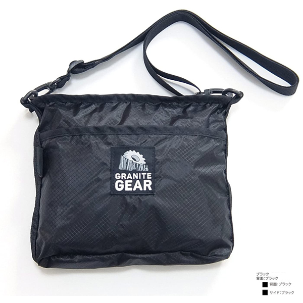 【10%OFF】GRANITE GEAR(グラナイトギア) ハイカーサチェル 2210900101【メール便発送可能】
