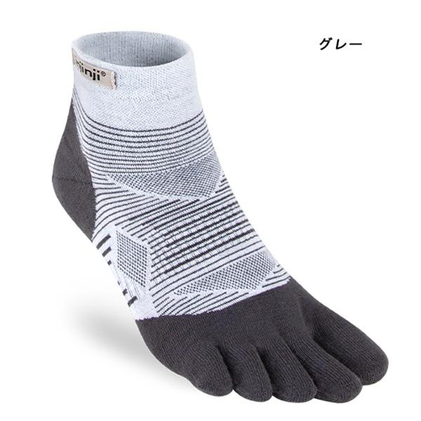 injinji(インジンジ) ラン ライトウェイトミニクルー 261130 【メール便発送可能】