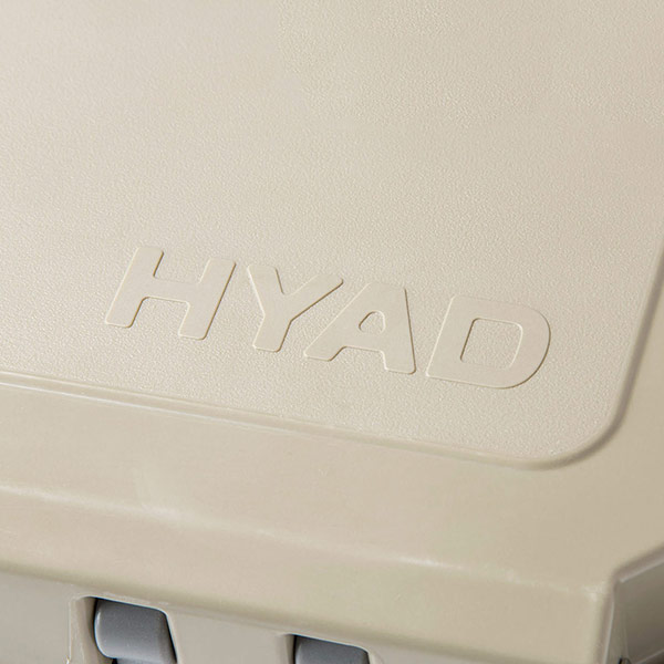 HYAD(ヒャド) クーラーボックス 27R HDC 005