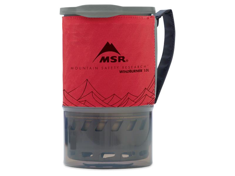 MSR(エムエスアール) ウインドバーナーパーソナルストーブシステム 36219