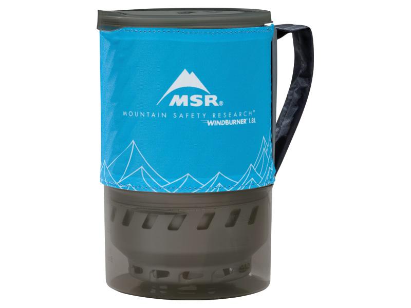 MSR(エムエスアール) ウィンドバーナー アクセサリーポット 1.8L 36701