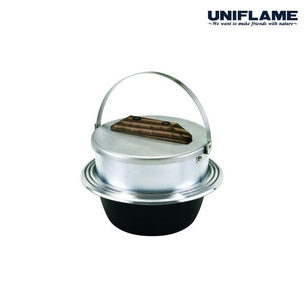 UNIFLAME(ユニフレーム) キャンプ羽釜 5合炊き 660201