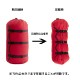 oxtos(オクトス) NEW透湿防水コンプレッションバッグ 6L【メール便発送可能】