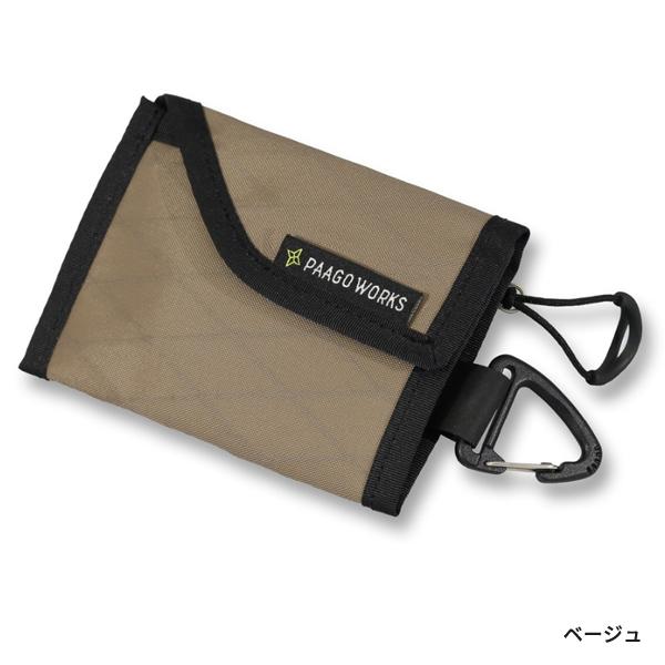 PAAGO WORKS(パーゴワークス) TRAIL BANK M UW002【メール便発送可能】