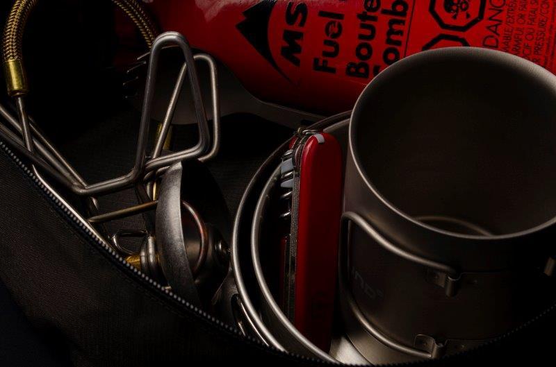 HILLSOUND(ヒルサウンド) パックスタック60L+ショート グレー PSGRY60S