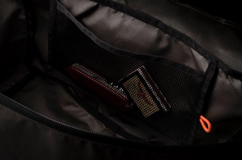 HILLSOUND(ヒルサウンド) パックスタック40L+ショート グレー PSGRY40S