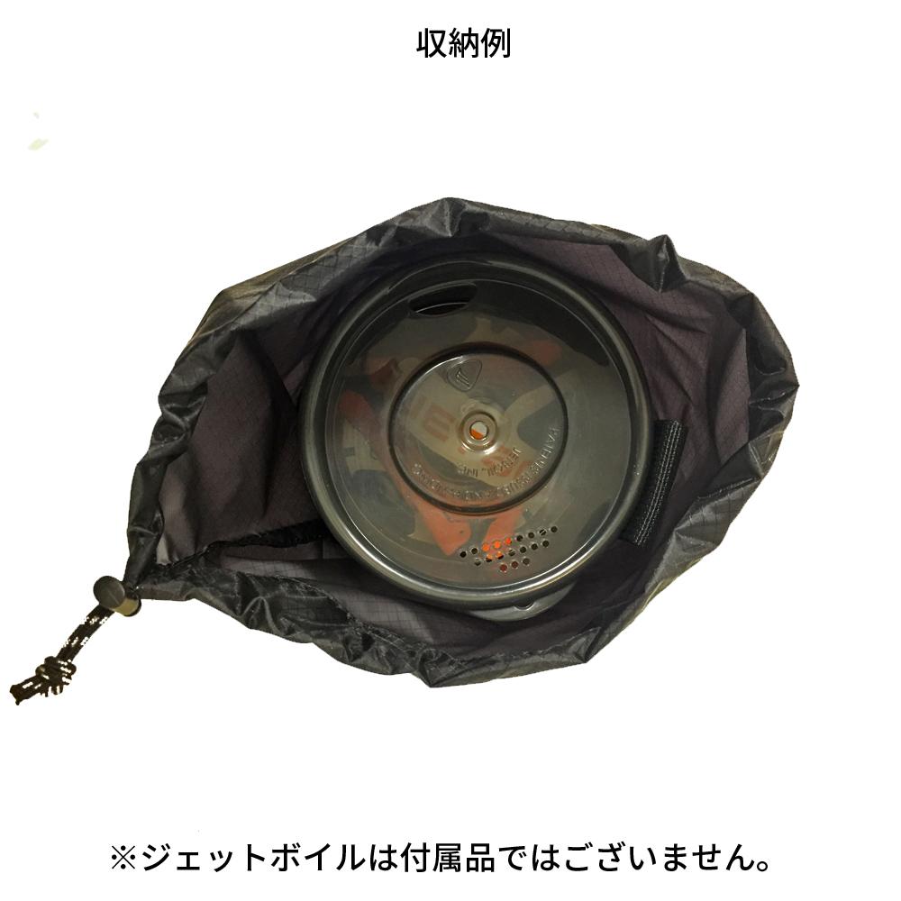 oxtos(オクトス) CORDURA ジェットボイル収納ケース #3【ゆうパケット発送可能】