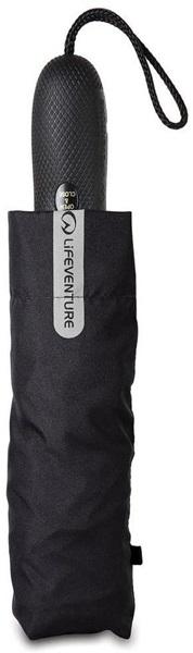 LiFEVENTURE(ライフベンチャー) トレックアンブレラM ブラック L9490