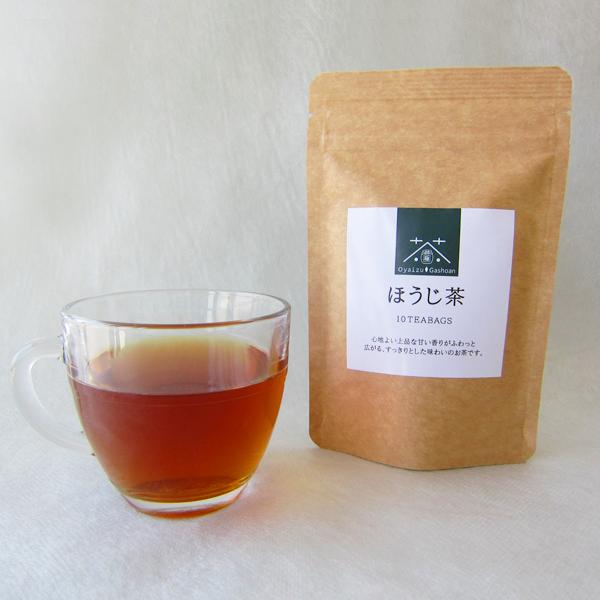 ほうじ茶ティーバッグ(2g×10袋) 焙じ茶