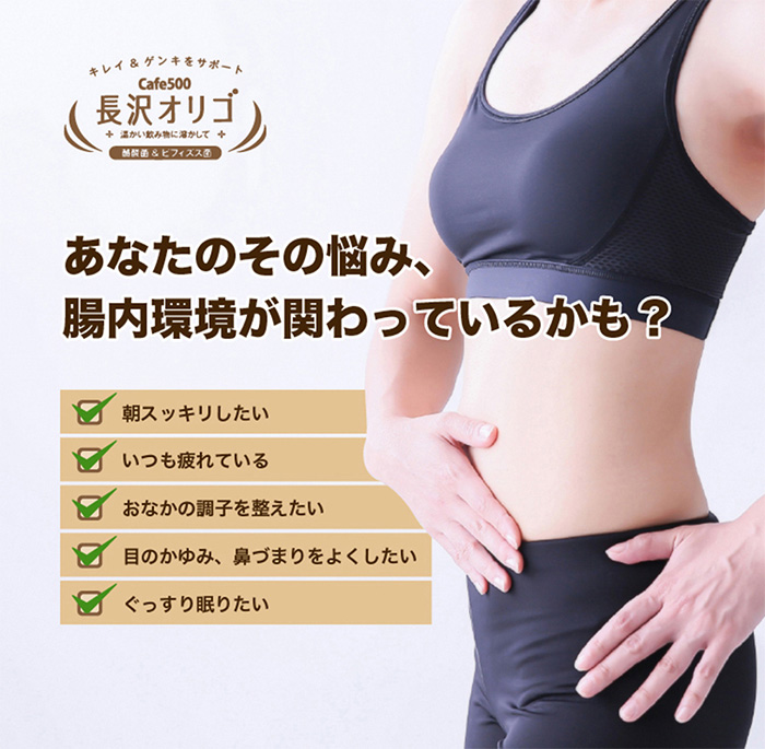 【オリゴ糖】長沢オリゴ260g ※配送日指定不可