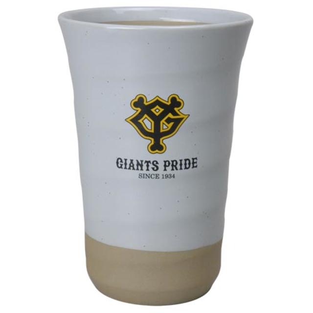 GIANTS陶器タンブラー