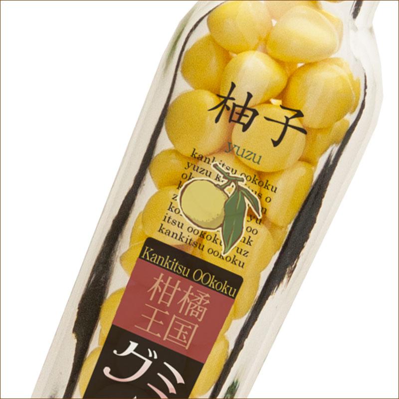 食べる酢グミ 柚子 73g