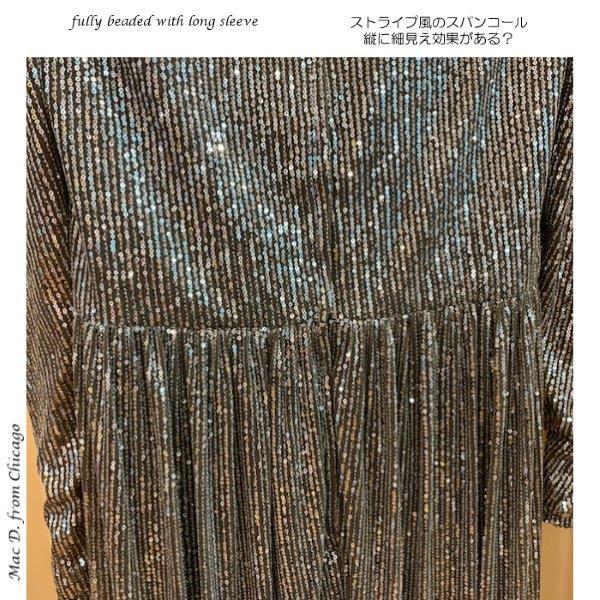 ドレス インポートドレス 声楽 ピアノ 演奏会用ドレス スパンコール シルバー 大きなサイズ 21号 発表会ドレス 袖付きドレス スレンダードレス マザーオフブライドドレス ステージドレス パーティドレス 楽器演奏
