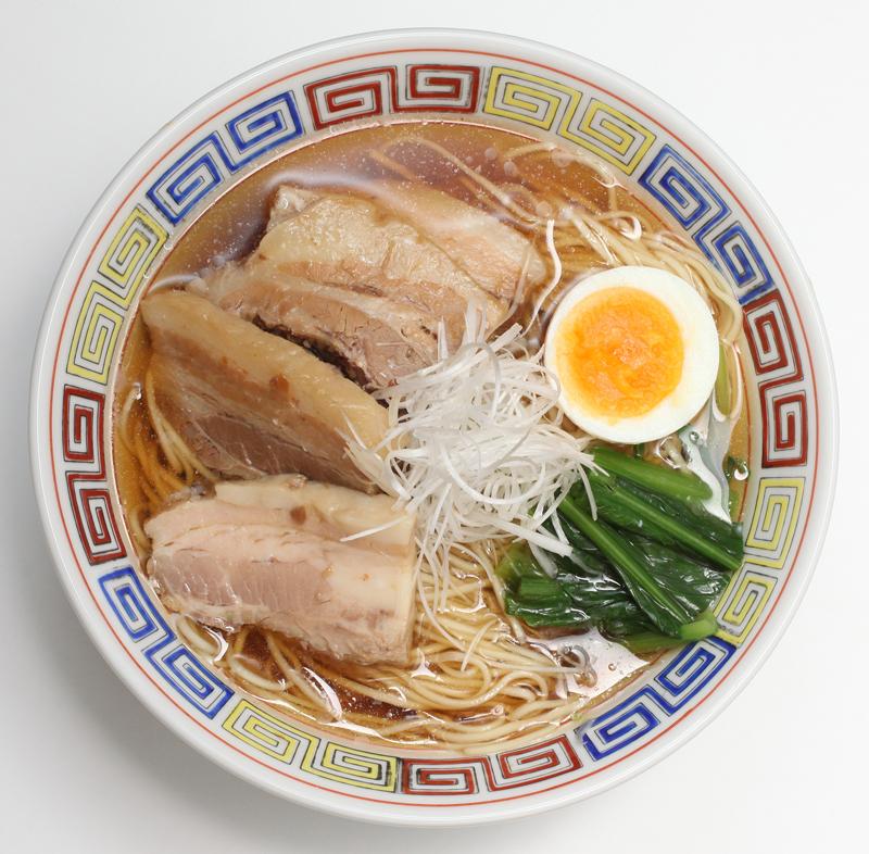 肱川らーめん しょうゆ味(2食入り)