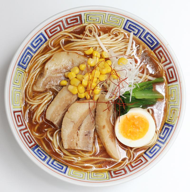 肱川らーめん みそ味(2食入り)