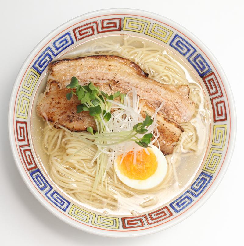 肱川らーめん しお味(2食入り)