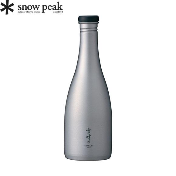 SNOWPEAK スノーピーク 酒筒 Titanium キャンプ 食器 カップ :TW-540