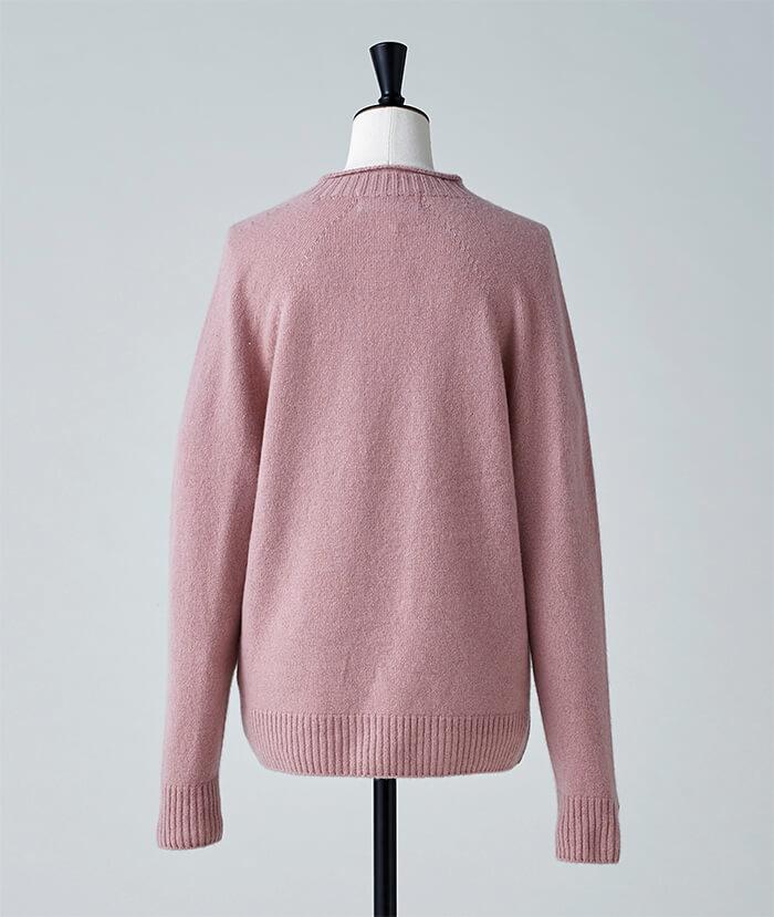 Cashmere Wholegarment Knit