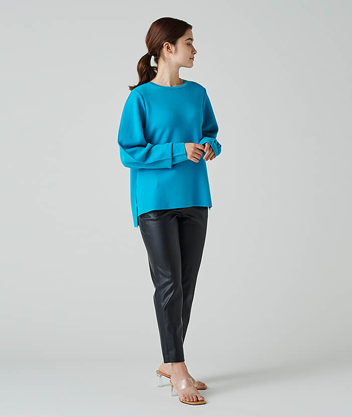 Molded Smooth Pullover