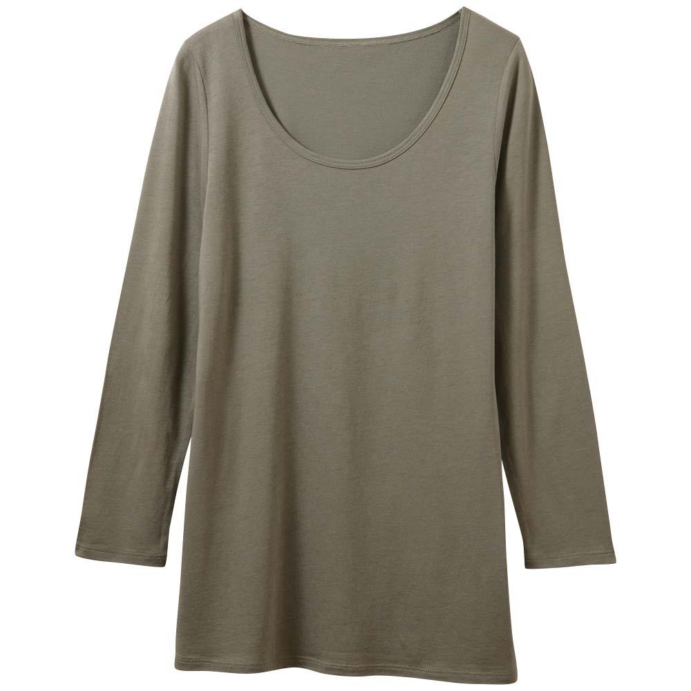TAKEFU竹布 8分袖インナー(レディース)