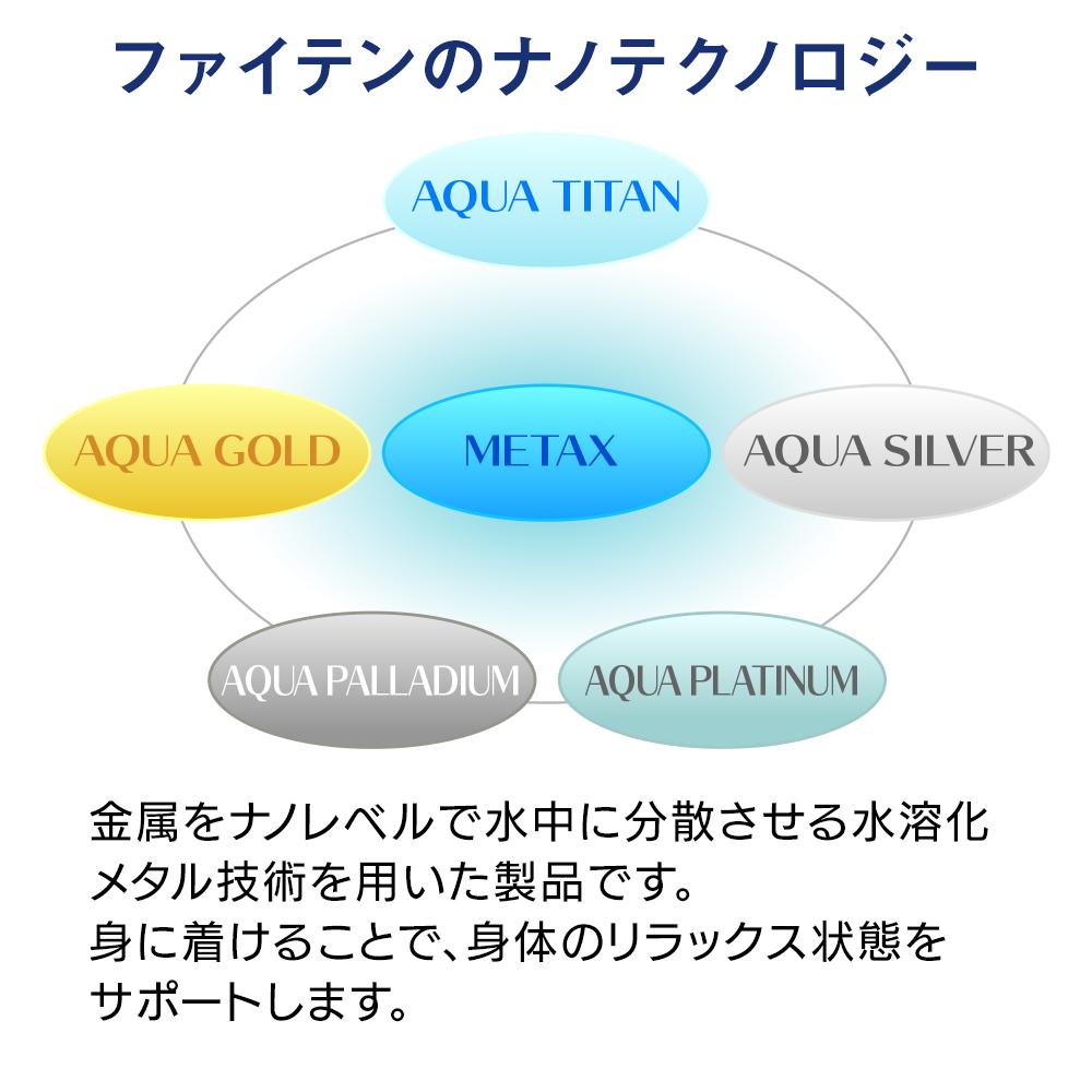 【送料無料】 ファイテンRAKUWAネック メタックス チョッパーモデル