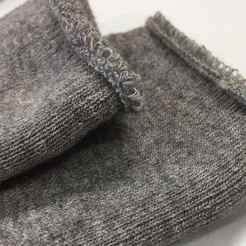 TAKEFU (竹布) ヤクの毛を使った竹の裏パイルソックス [ネコポス送料無料]