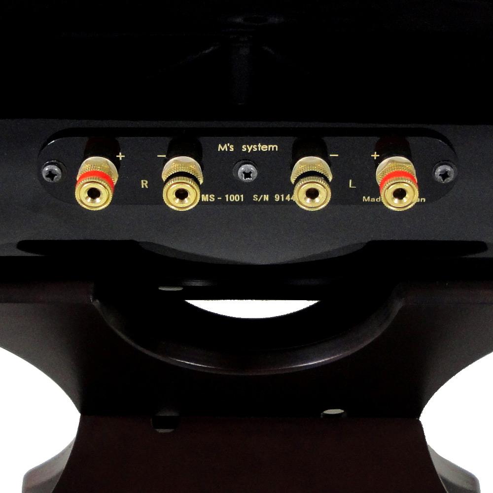 波動スピーカー MS1001 PIANO【送料無料】【受注生産】
