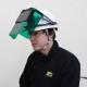 防災面 樹脂タイプ ヘルメット取付型