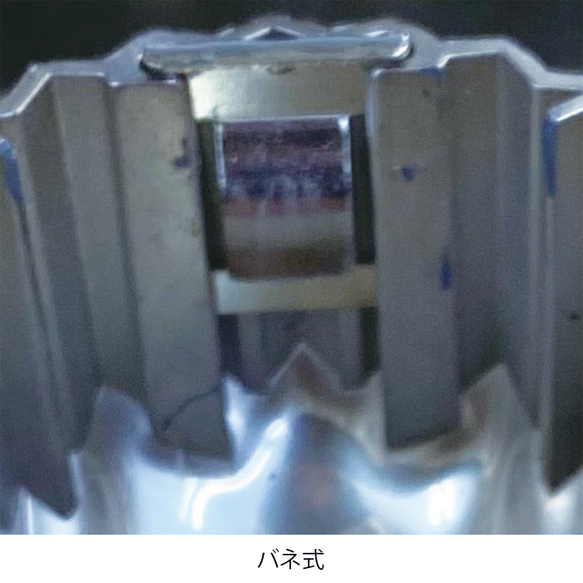 ゆるみチェック ナットキャップ クロームメッキ仕上げ 新ISO規格対応 33mm 全高53.5mm インジケーター 大型車用 10ヶ入