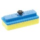 洗車スポンジ(伸縮式 通水タイプ 巾200×奥行90×高さ70mm 23128000) 交換スポンジ