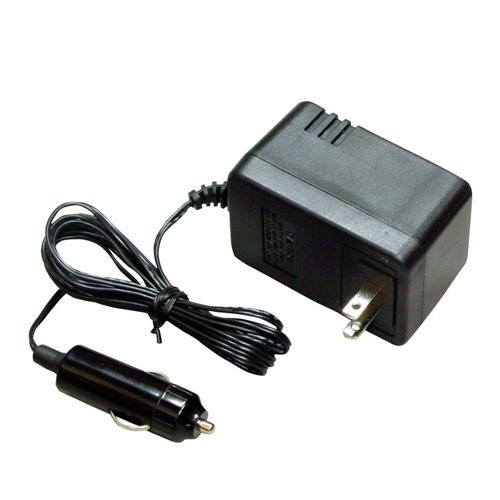 ニューパワー・ステーション用交換部品 AC100V充電アダプター