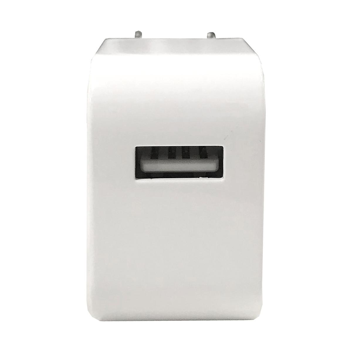AC充電アダプター 1口 2.1A USB充電器