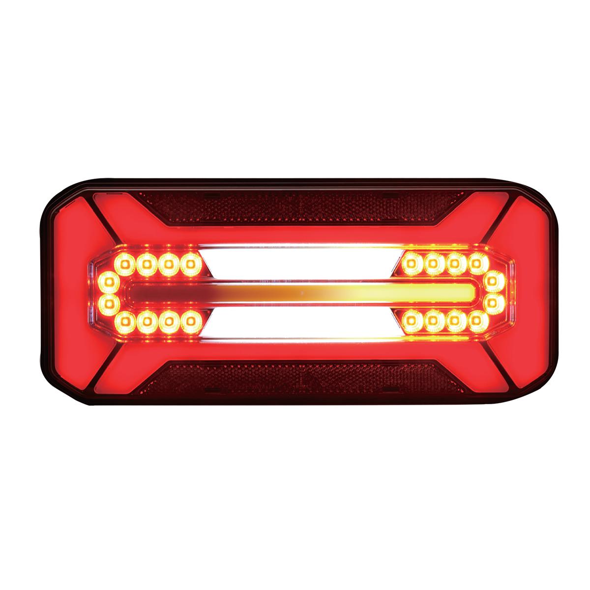 【北欧の輝き】 シューティングスター・テール LED DC24V 防水 左右共通 1ヶ売り