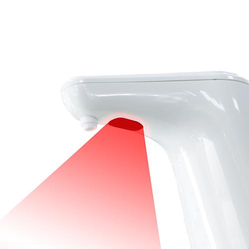 非接触式アルコール消毒噴霧器 準防水