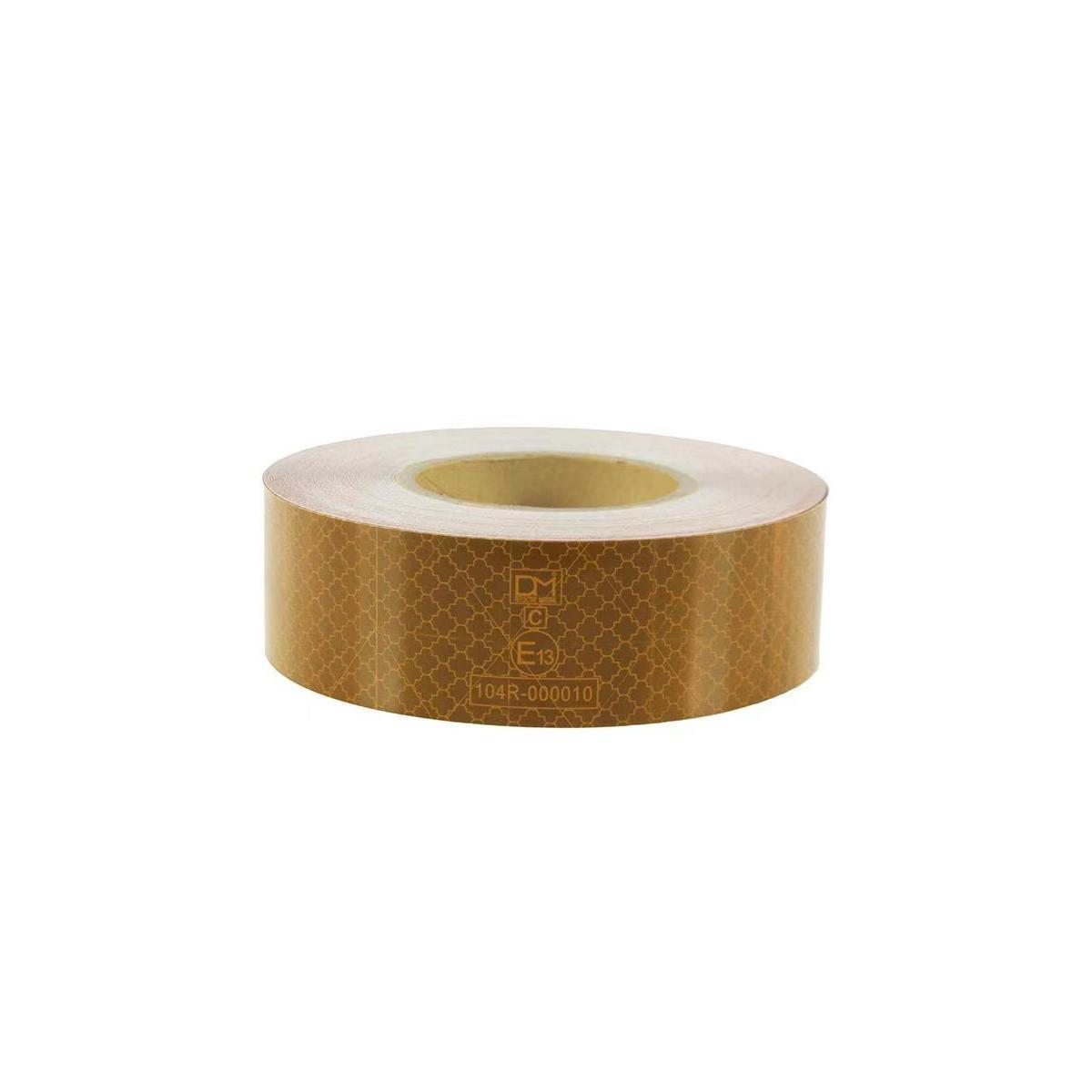 反射テープ 黄色 1m単位切売り