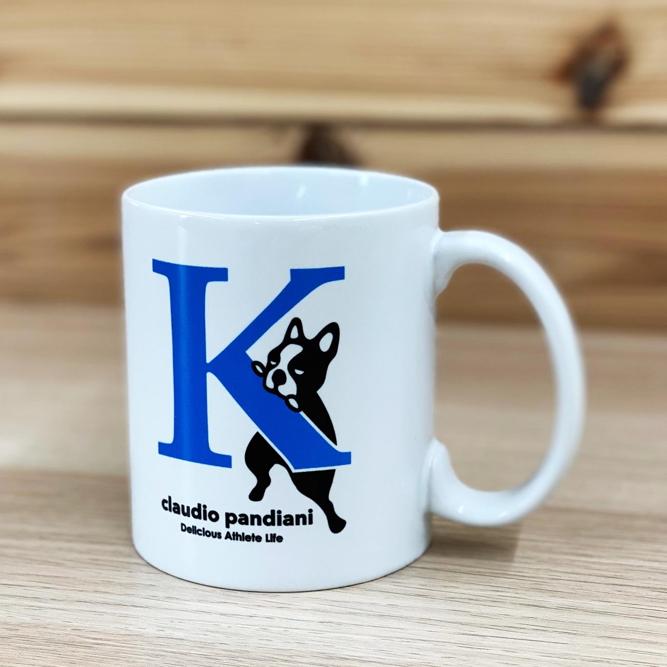 English de Pandiani+25K マグカップ