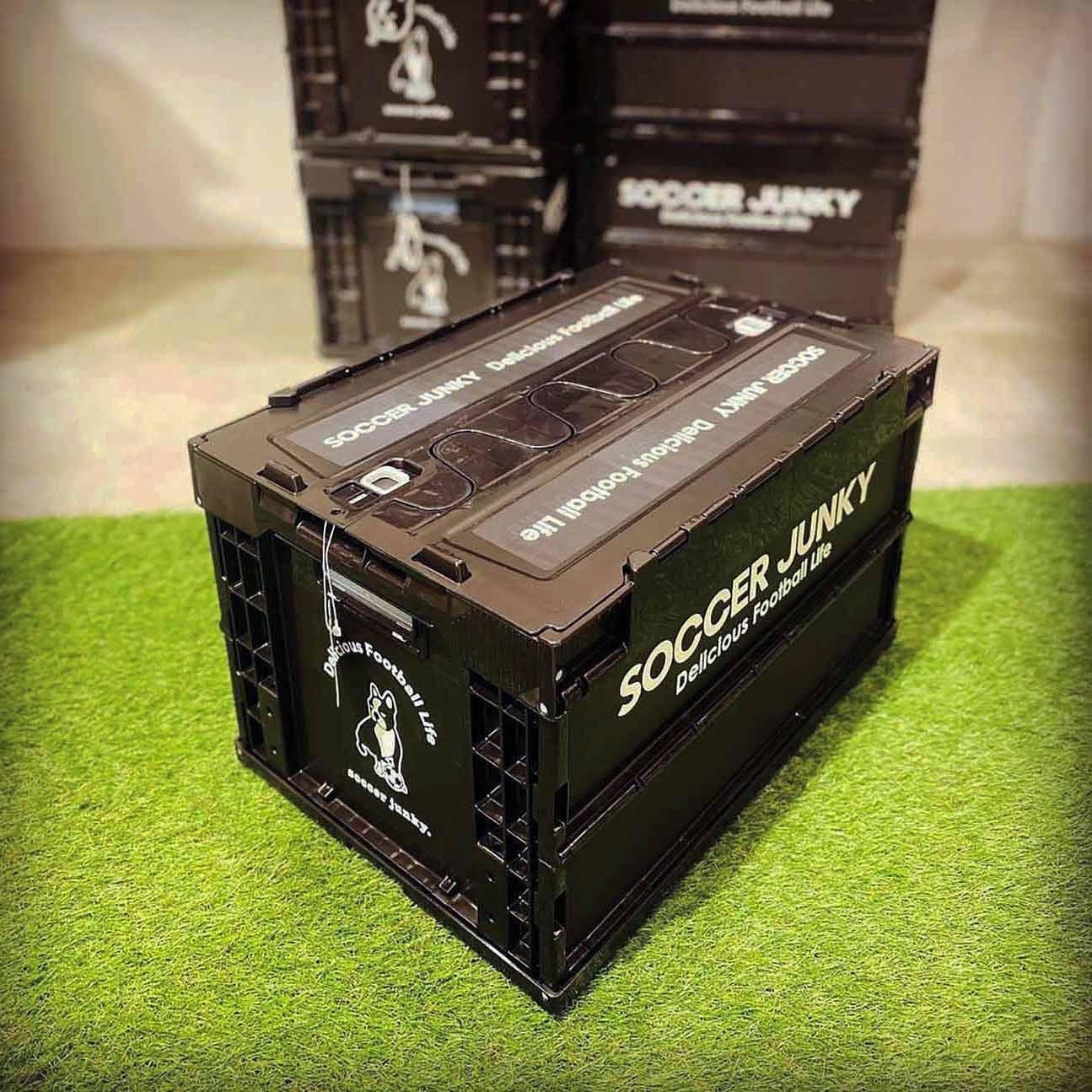 宝箱+3 コンテナ(ブラック)