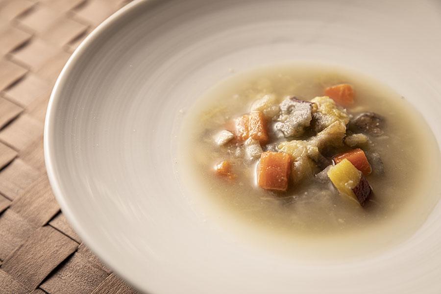 季節の野菜のスープ6種セット