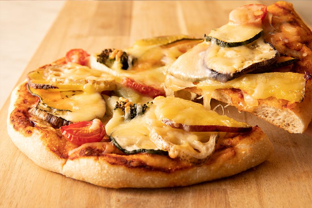 3種類のピザセット