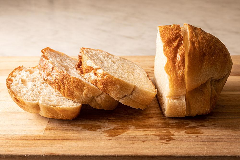 オーガニック小麦の食パン(4本)