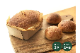 オーガニック小麦の食パン(2本)+オーガニック小麦・全粒粉プチパン(24個)セット