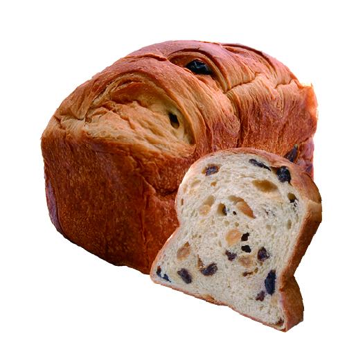 ぜいたく葡萄食パン