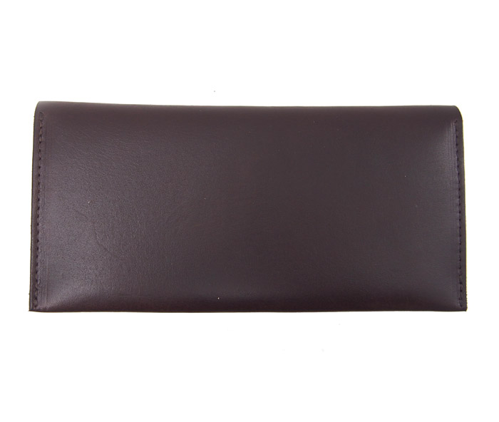 HTC SUNSET Long Wallet Simple / D Brown